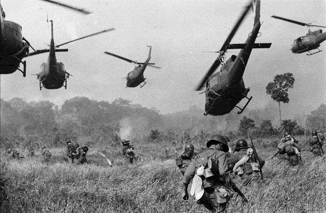 1955-1975: La Guerra del Vietnam